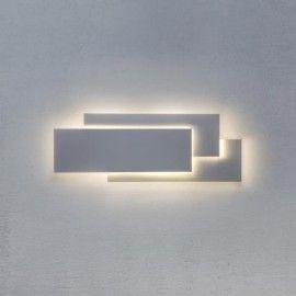 Astro Lighting - Applique murale Edge 560 LED - Blanc                                                                                                                                                                                 Plus