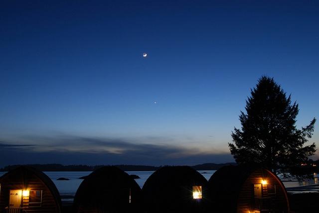 Good night, sleep tight! -Ocean Village