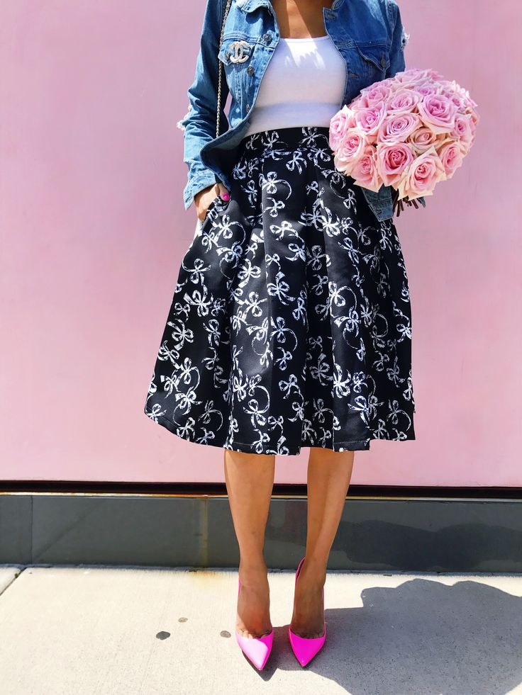 141 best midi skirts images on of the