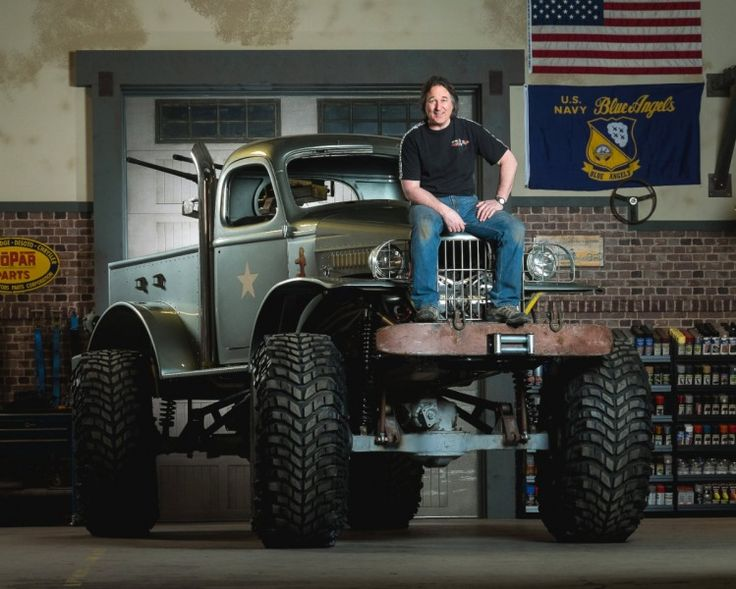 Lifted Dodge Ram >> Take a 1941 Word War II 1/2 ton Dodge 4x4 weapons carrier ...