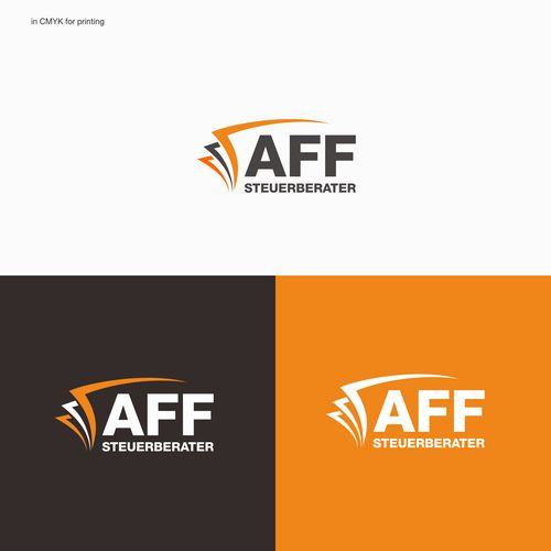 AFF Steuerberater �20Basic logo for tax advisor firm