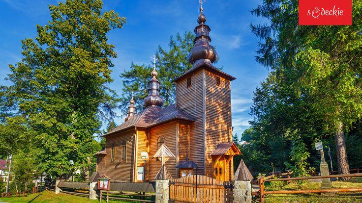Cerkiew w Krynicy-Słotwinach, fot. K. Bańkowski