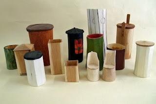 slöjd-idéer: trä