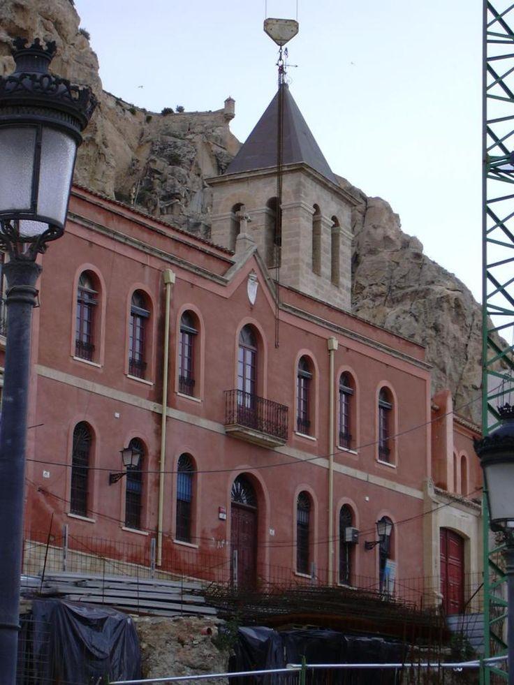 Ermita de San Roque | Ayuntamiento de #Alicante