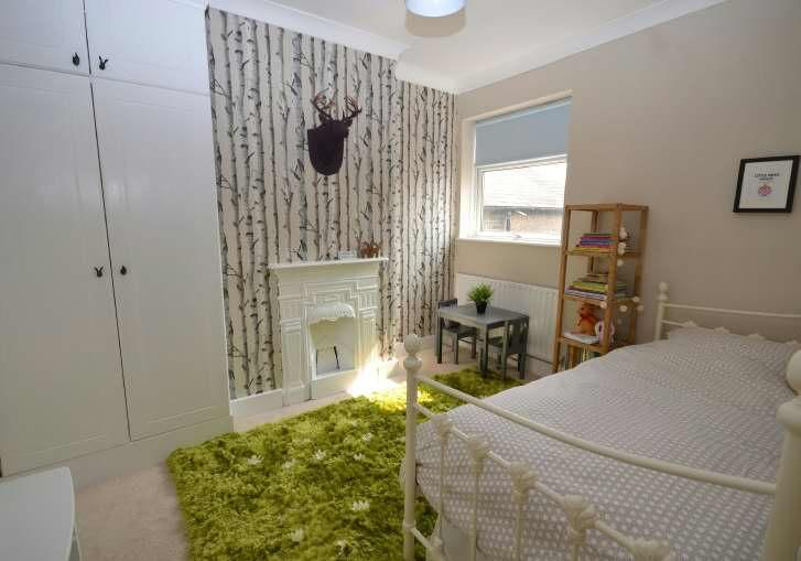 Magical Children's Bedrooms Woodland theme