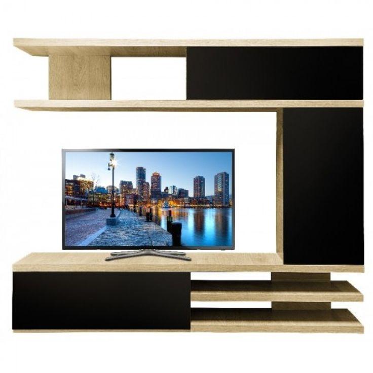 Réka TV Szekrény 39 700 Ft Méretek: Magasság: 154,5 cm Szélesség: 180 cm Mélység: 35 cm Réka Tv szekrény