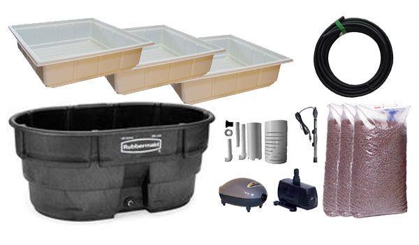Aquaponics Home System | Visit my personal DIY Aquaponics setup at http://www.davaoaquaponics.com/blog/