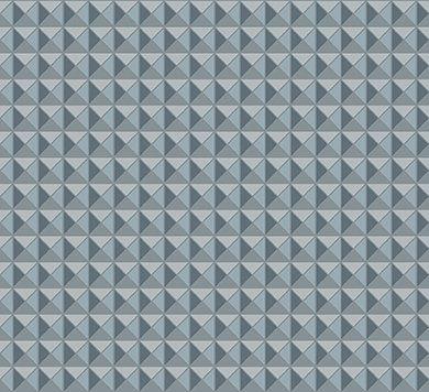 обои насыщенного синего оттенка 66550 Hookedonwalls
