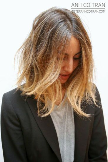 OMG I Love Your Hair: If I Was A Rich Celebrity With All The Money, I Would Hire Anh Co Tran To Be My Personal Hairstylist