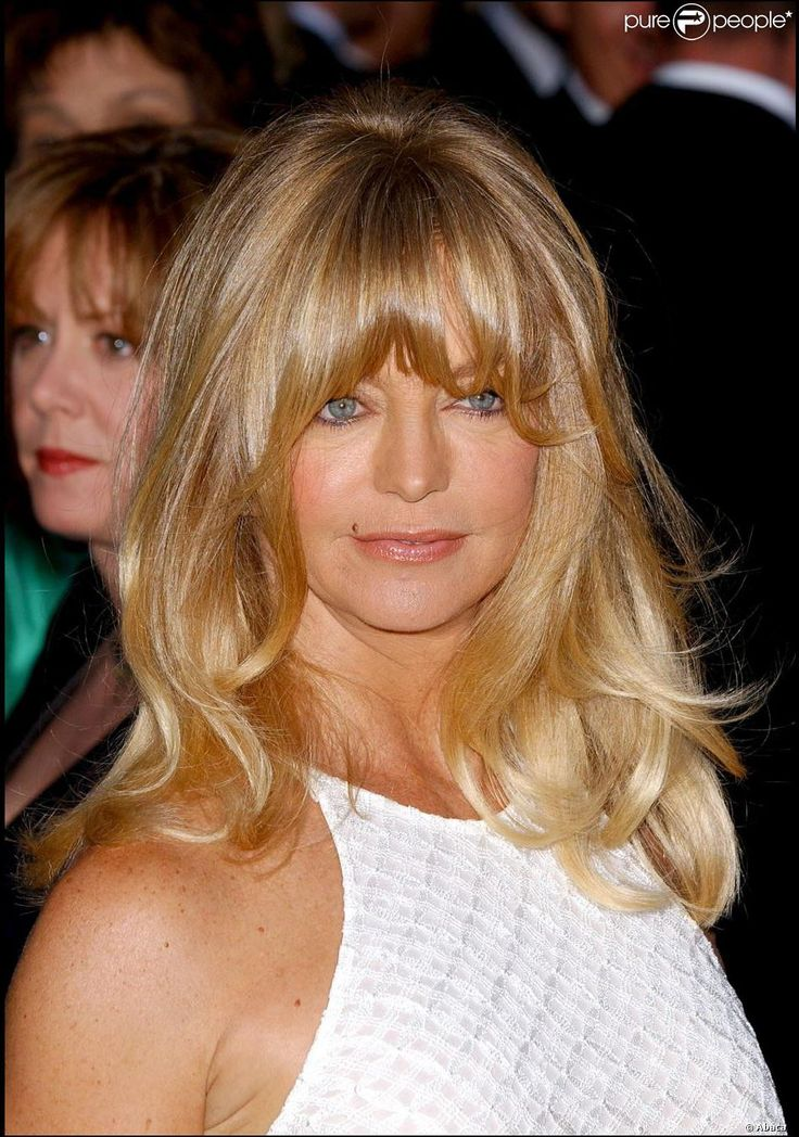 current+pics+of+goldie+hawn | Goldie Hawn à New York le 5 mai 2002.