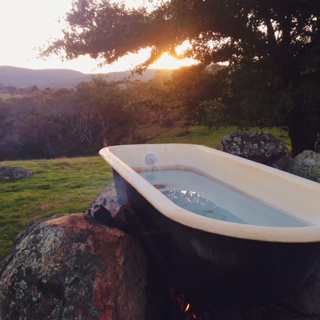 28 Best Wood Fired Bath / Hot Tub Images On Pinterest