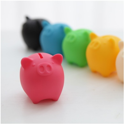 123 best images about piggy banks on pinterest ceramics savings jar and decorated jars - Coink piggy bank ...