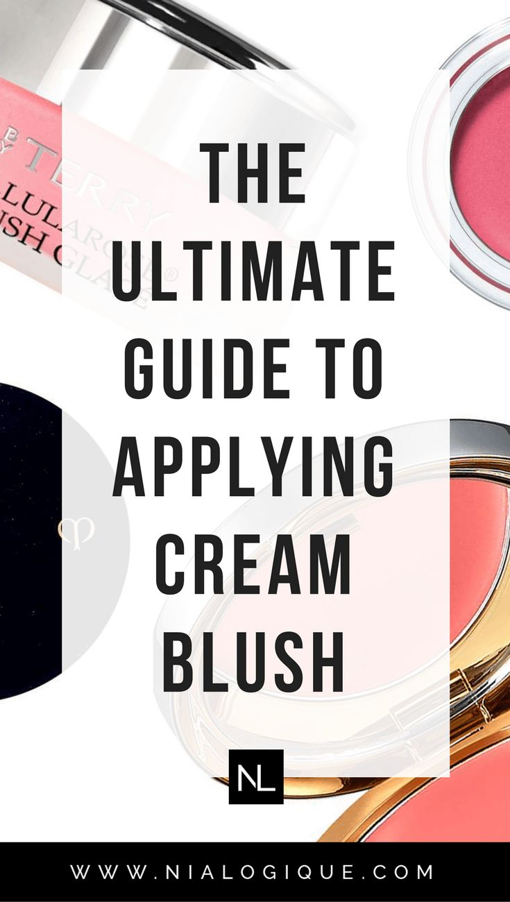 How To Apply Cream Blush: The Ultimate Guide. Learn how to apply cream blush + why this beauty product should be a staple in your home and your makeup bag! | beauty tips, makeup tutorial, makeup tips, beauty blogger | #beautytips #makeuptutorial #makeuptips #beautyblogger
