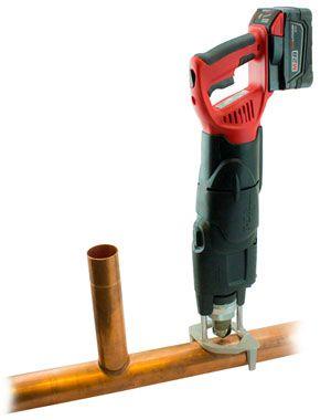 T-DRILL-menetelmällä tehdyt kaulukset ovat tasalaatuisia ja juotostarkkoja. Putken haaroitus T-Drill tuotteilla saat tarkan ja kestävän lopputuloksen.
