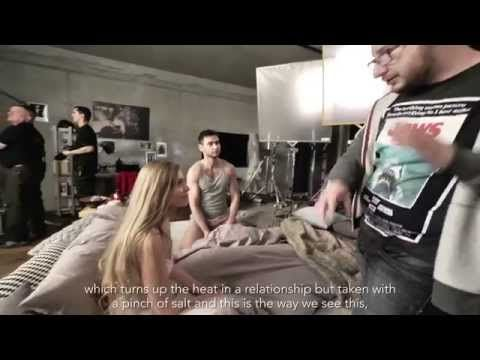 Making of - Obsessive lingerie Valentine's Day 2015 commercial - YouTube