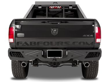 Fab Fours Vengeance Rear Bumper (10-16 Dodge)