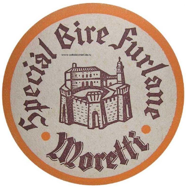 Special Bire Furlane - Moretti #Blackletter #Gothic #Fraktur