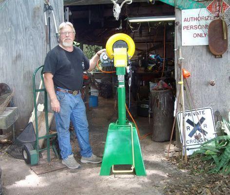 Blacksmith Power Hammer Plans  