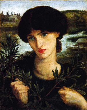 Dante Gabriel Rossetti Water Willow 1871.jpg