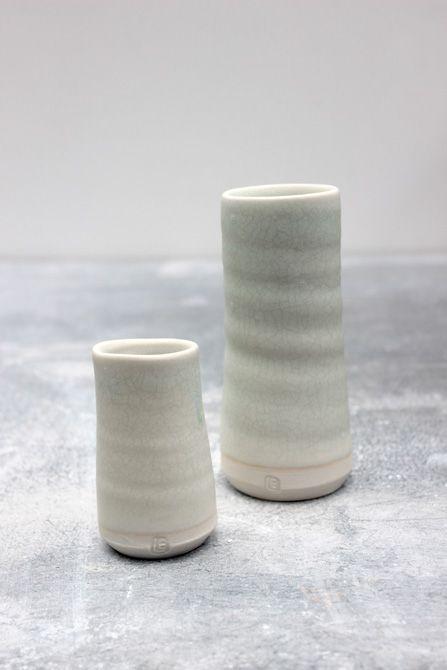 vases by Elke Lucas Ceramics