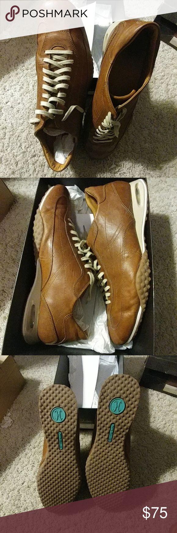 Cole Hann Leather Shoes Shoes