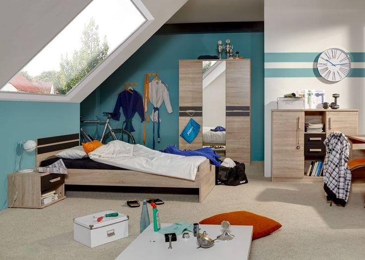 Amazing Jugendzimmer komplett Game Kinderzimmer Eiche S gerau Mit diesem Jugendzimmer vom Hersteller Wimex treffen Sie eine gute Wahl Wimex Wohnbeda
