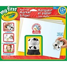 """My First Crayola - Mess Free Marker and Paper Set - Crayola - Toys""""R""""Us"""