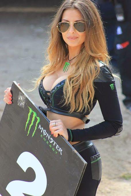 Monster Energy Girls -