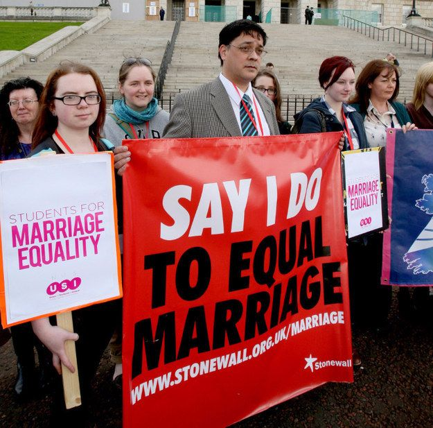 The Northern Ireland Assembly Has Voted Against Same-Sex Marriage For The Fourth Time - BuzzFeed News