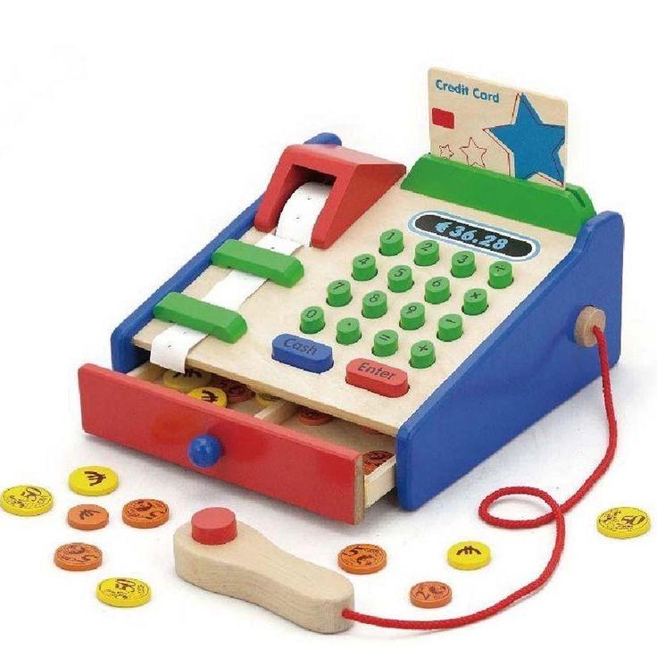 M s de 25 ideas incre bles sobre caja registradora de - Caja registradora juguete ...