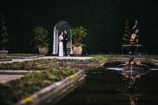 Butchart Gardens Wedding in British Columbia