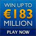 EuroMillions tops the lotto charts this week at €79,000,000. Just behind is the USA Powerball jackpot standing at a huge $70,000,000 with MegaMillions climbing nicely at $51,000,000!