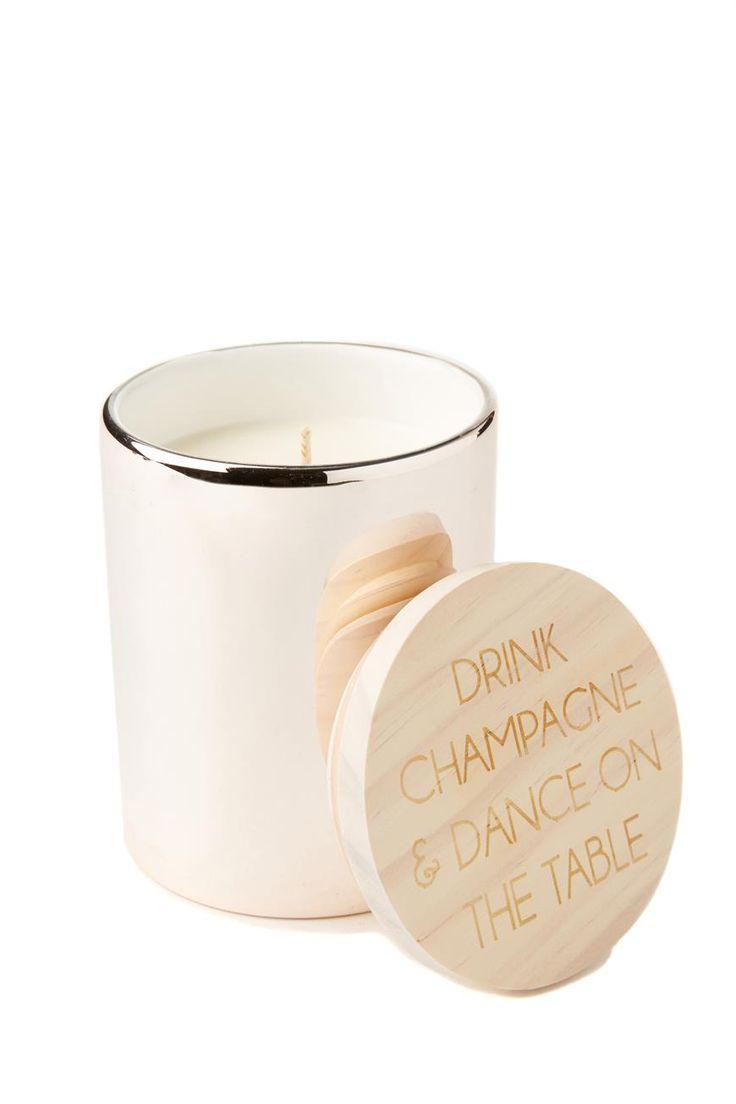 jar candle #typoshop