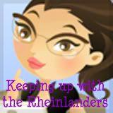 Keeping Up With The Rheinlander's ~ My Blog ;)