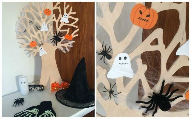 halloween seizoensboom
