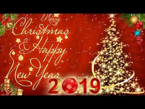 Chanson Un Joyeux Noel.Joyeux Noel Et Bonne Annee 2019 Chansons De Noel 2019