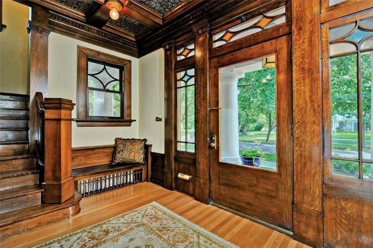 Foyer Ideas Craftsman : Images about house ideas interior on pinterest