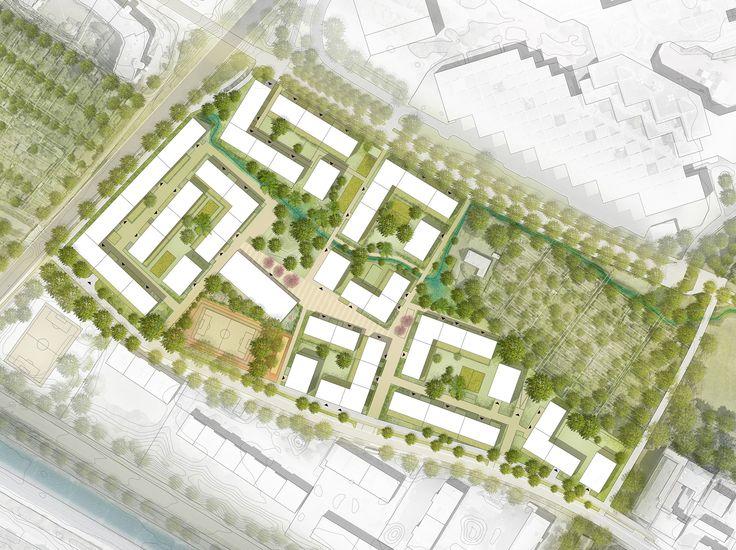 die besten 25 stadtplanung studium ideen auf pinterest landschaftsarchitektur zeichnung. Black Bedroom Furniture Sets. Home Design Ideas