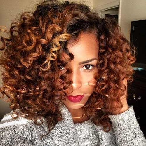 13 Curly Short Weave Hairstyles | http://www.short-haircut.com/13-curly-short-weave-hairstyles.html