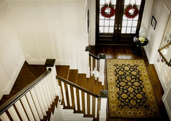 Foyer Stairs Quote : Best images about stair runners on pinterest carpets