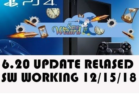 PS4] Save Wizard Updated - 6 20 Update Released | Works With PS4