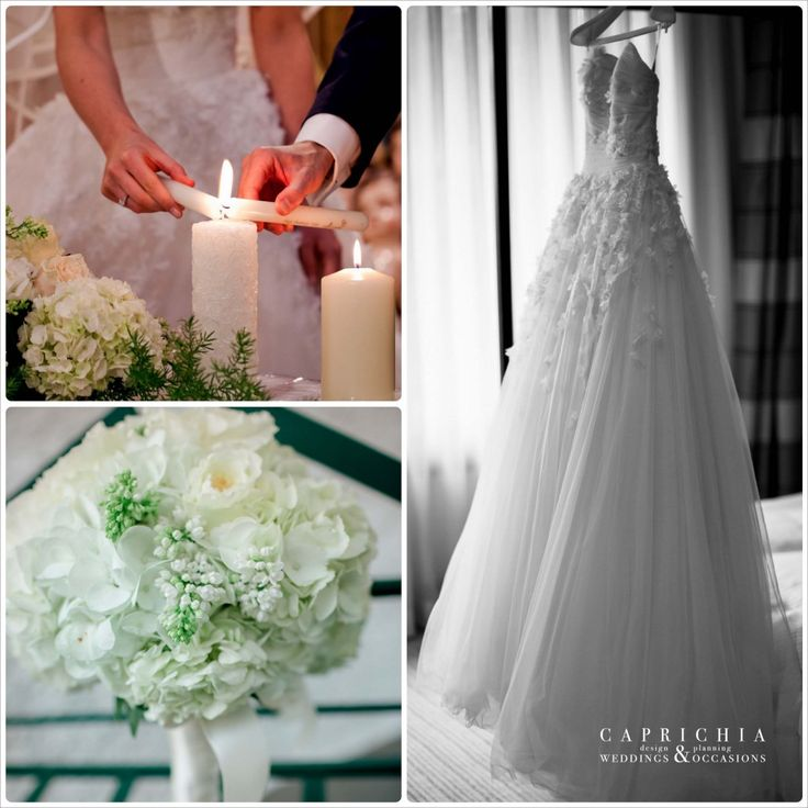 Sunny Winter Wedding in Marbella by caprichia.com Weddings & Occasions. Photography by Albert Pamies. Flowers by L&N Floral Design