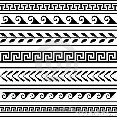 mayan border patterns google search � pinteres�