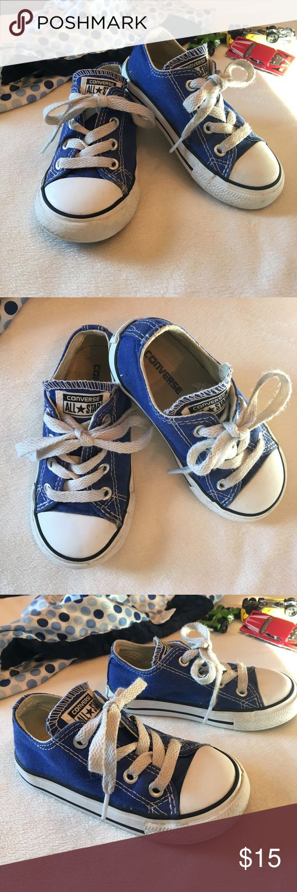 Converse All Star - Toddler 7 Super fly chucks for your super fly toddler!  Size 7, in good shape but needs new laces. Converse Shoes Sneakers