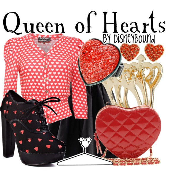 175 best Photography Villains images on PinterestQueen Of Hearts Disneybound