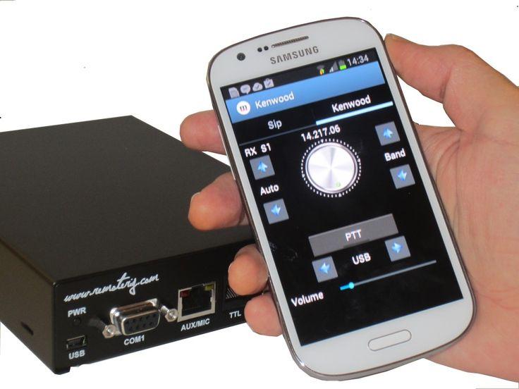 RRC-Nano – Ham Radio App for Android
