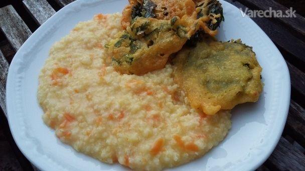 Pšenová kaša s mrkvou - Recept