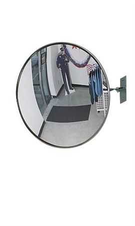 $39.95 Convex Security Mirror With Swivel Mount