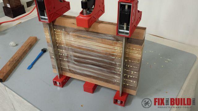 Scrap Wood Cutting Board-34