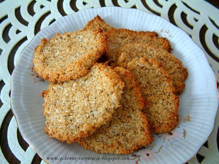 Qchenne-Inspiracje! FIT blog o zdrowym stylu życia i zdrowym odżywianiu. Kaloryczność potraw. : Kokosanki amarantusowe ! Bezmleczne, bezjajeczne, bezglutenowe